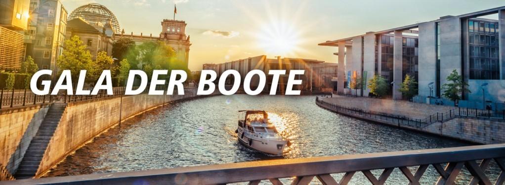 Gala der Boote Berlin 2017 Boot und Fun