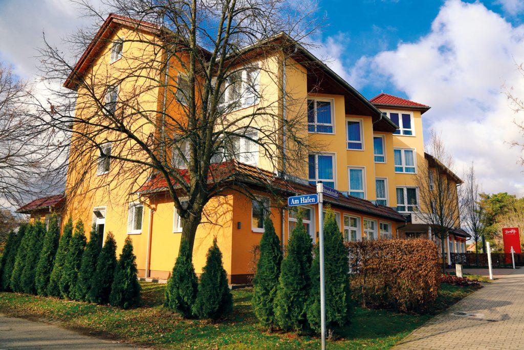 Hotel Südhorn in Wendisch Rietz